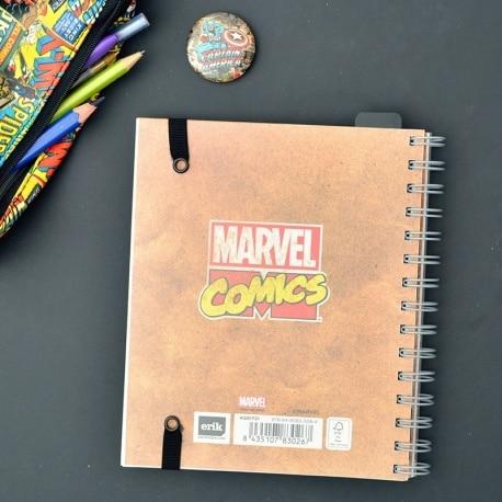 Agenda 2017 Semana Vista Marvel Classic