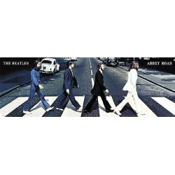 Posters Puerta The Beatles Abbey Road