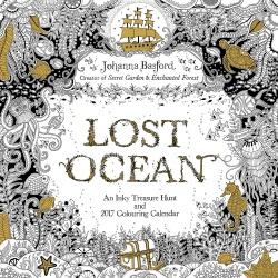 Calndario 2017 Lost Ocean