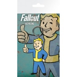 Llavero Fallout 4 Vault Boy Thumbs Up