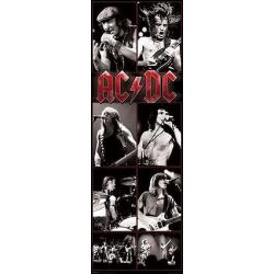 Posters Puerta Ac/Dc  Live 2