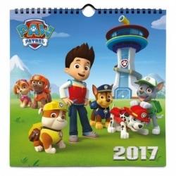 Calendario 24x24 2017 La Patrulla Canina