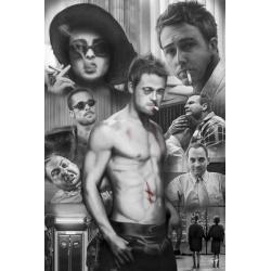 Poster Zack Garvey Lucha