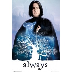 Maxi Poster Harry Potter Snape Always