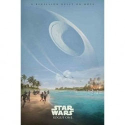 Maxi Poster Star Wars Rogue One La Rebelión