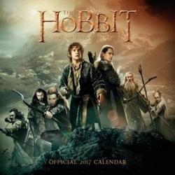 Calendario 2017 El Hobbit