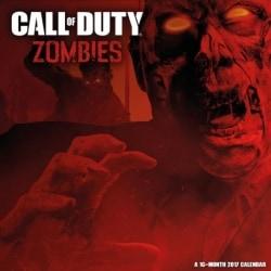 Calendario 2017 Call of Duty Zombies