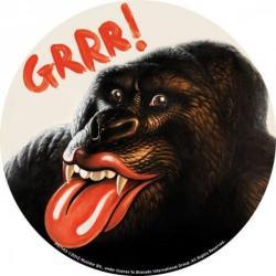 Pegatina Vinilo Rolling Stones Grr!