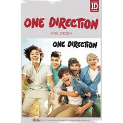 Pegatina Vinilo One Direction Album