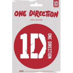 Pegatina Vinilo One Direction Logo