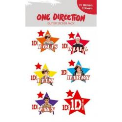 Pegatina Pack Vinilo One Direction