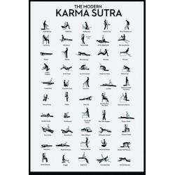 Poster The Modern Karm Sutra