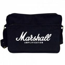 Marshall: Canvas Shoulder Bag