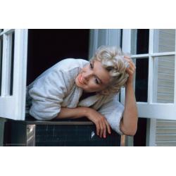Poster Marilyn Monroe Window