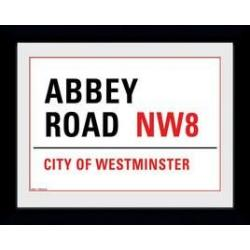 Foto Prints Enmarcado Abbey Road
