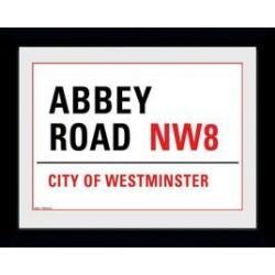 Foto Prints Enmarcado Abbey Road