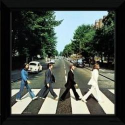 Foto Prints Enmarcado The Beatles Abbey Road