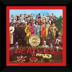 Foto Prints Enmarcado The Beatles Sgt Pepper