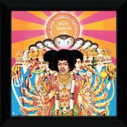 Foto Prints Enmarcado Jimi Hendrix Axis Bold As Love