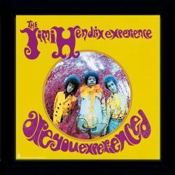 Foto Prints Enmarcado Jimi Hendrix Experience