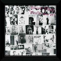 Foto Prints Enmarcado The Rolling Stones Exile On Main
