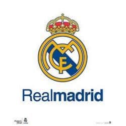 Miniposter Real Madrid Escudo