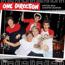 Calendario 2014 One Direction