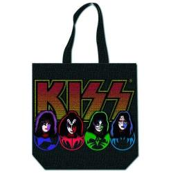 Bolsa Kiss  Faces & Logo