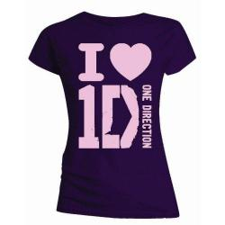 Camiseta One Direction