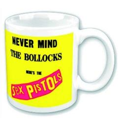 Taza Sex Pistols: Never Mind The Bollocks