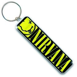 Llavero Nirvana:  Smiley
