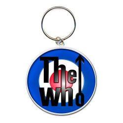 Llavero The Who Target Logo