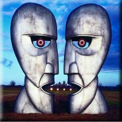"Iman Pink Floyd ""Division Bell Metal Heads"""