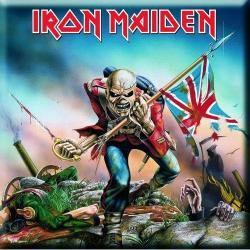 Imán Iron Maiden Trooper