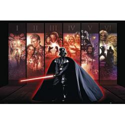 Poster Star Wars Antologia