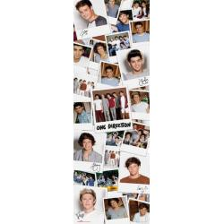 Poster Puerta One Direction Polaroids