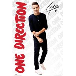 Maxi Poster One Direction Liam Logo