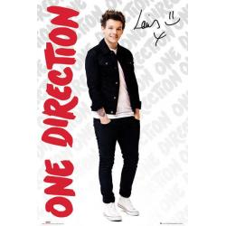 Maxi Poster One Direction Louis Logo