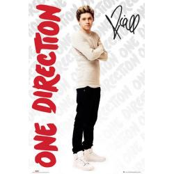Maxi Poster One Direction Niall Logo