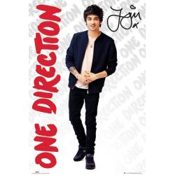Maxi Poster One Direction Zayn Logo