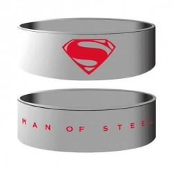 Pulsera Silicona Man Of Steel