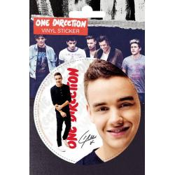 Pegatina Vinilo One Direction Liam