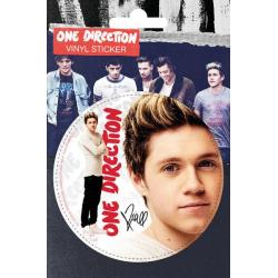 Pegatina Vinilo One Direction Niall