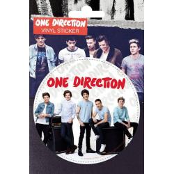 Pegatina Vinilo One Direction Amps