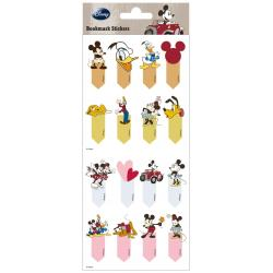 Pegatina Bookmark-Mickey Vintage