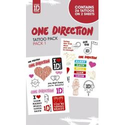 Tattoo One Direction Simbolos