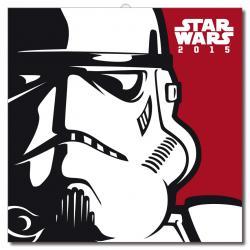 calendario de pared 2015 star wars