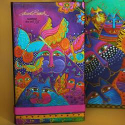AGENDA 2015 LAUREL BURCH CHEQUERA