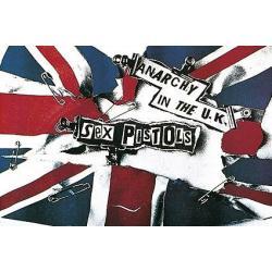 Poster Sex Pistols Anarquia