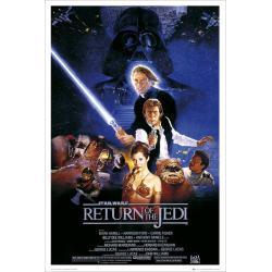 Maxi Poster Star Wars Return Of The Jedi One Sheet